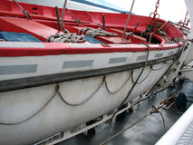 łódka życia Obrazy Stock