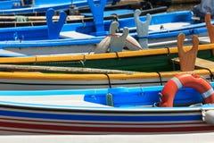 Łódkowata abstrakcja Zdjęcie Royalty Free