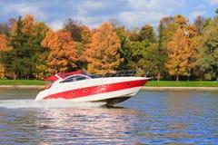 łódkowata prędkość obraz stock