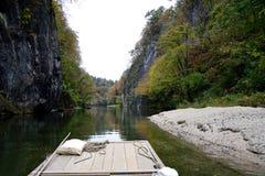 Łódkowata przejażdżka Zdjęcia Royalty Free
