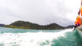 Łódkowata przejażdżka zbiory wideo
