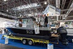 Łódkowata wystawa 2015 w Duesseldorf, Niemcy Zdjęcia Stock