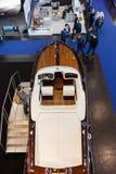 Łódkowata wystawa 2015 w Duesseldorf, Niemcy Obraz Royalty Free