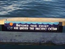 Łódkowatego domu dok w Wiktoria, BC obrazy royalty free