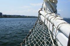 łódkowaty żagiel Zdjęcie Stock