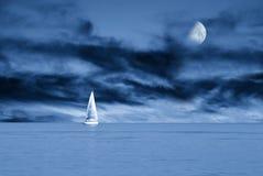 łódkowaty żeglowanie Obraz Royalty Free