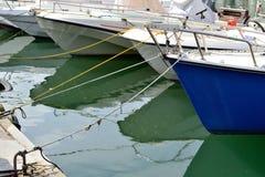 Łódkowaty dok Zdjęcia Royalty Free