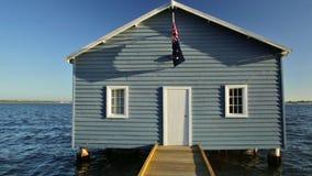 Łódkowaty dom w Perth zdjęcie wideo