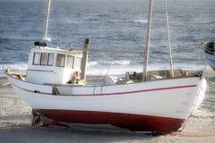 łódkowaty duński połów Fotografia Royalty Free