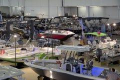 Łódkowaty expo w miasta Dallas TX wnętrzu Zdjęcie Stock