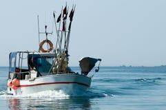 łódkowaty fisher Zdjęcie Royalty Free