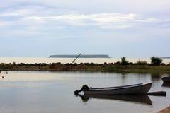 łódkowaty gili Indonesia wyspy lombock blisko małego Obraz Royalty Free