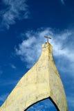 Łódkowaty kościół Obrazy Stock