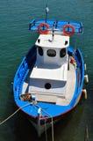 łódkowaty połów obraz stock