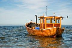 łódkowaty połów zdjęcie stock