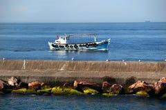 łódkowaty połów Zdjęcia Stock