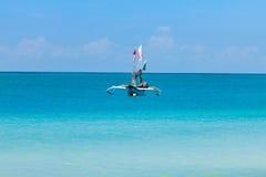 łódkowaty połów obrazy royalty free