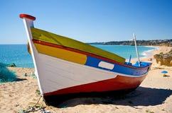 łódkowaty połów Obrazy Stock