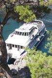 łódkowaty prom Fotografia Stock