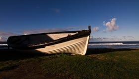łódkowaty rząd Fotografia Royalty Free
