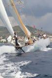 łódkowaty stary żeglowanie obraz royalty free
