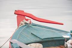 Łódkowaty sterowanie Obraz Stock
