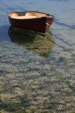 łódkowaty wioślarstwo Zdjęcie Royalty Free