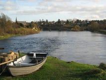 łódkowaty wioślarstwo Fotografia Stock