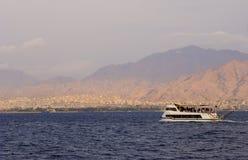 łódkowaty wycieczkowy morze obrazy royalty free