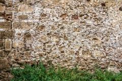 Łączący ściana z cegieł Zdjęcie Stock