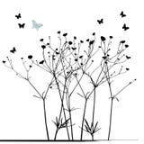 Łąka w lecie, roślina wektor ilustracja wektor