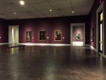 Łąki Muzealny Dallas TX fotografia royalty free