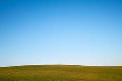 łąkowy niebo Obrazy Royalty Free