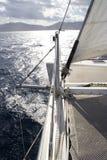 łęków catamarans Zdjęcie Stock