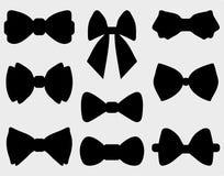 Łęków krawaty Zdjęcia Royalty Free