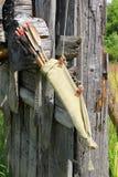 Łęk i strzała Fotografia Stock