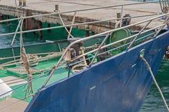 Łęk statek Obrazy Stock