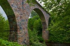 Łękowaci mostów poparcia Obraz Royalty Free