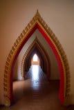 Łękowata świątynia zdjęcia royalty free