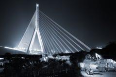 łękowata piękna bridżowa stal obrazy royalty free
