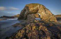 łękowata skała Obraz Royalty Free
