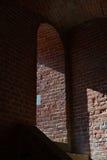 Łękowaty światło Zdjęcie Stock