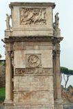 łękowaty Constantine Rome Obraz Royalty Free