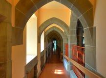 łękowaty korytarz zdjęcia royalty free