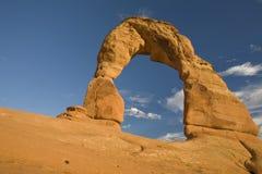łękowaty piaskowiec Zdjęcia Royalty Free