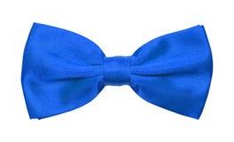 łęku błękitny krawat Obraz Royalty Free