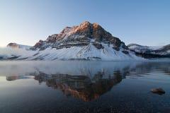 łęku jezioro zdjęcia stock