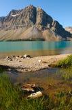 łęku jezioro Obraz Royalty Free