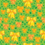 łęku kolor żółty Obraz Royalty Free