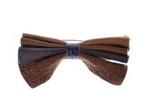 Łęku krawat Obrazy Royalty Free